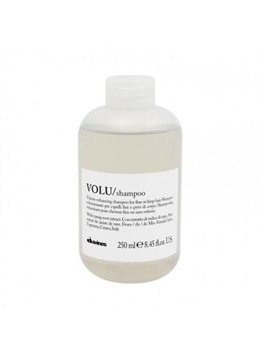 Volu Shampoo 250 Ml-Davines